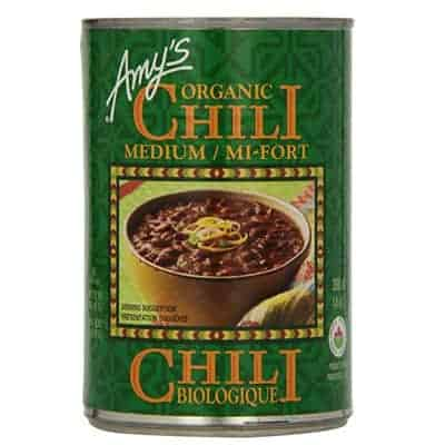 amys kitchen - chili vegan