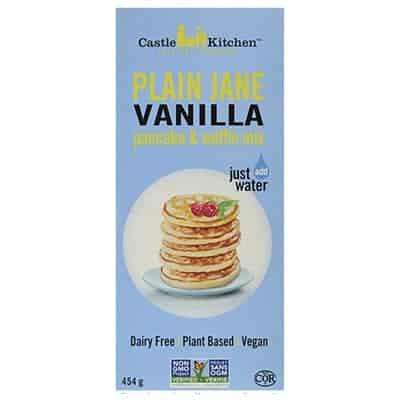 crepes veganes vanille
