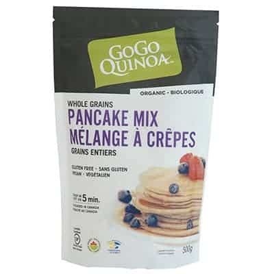 gogoquinoa crepes grains entiers