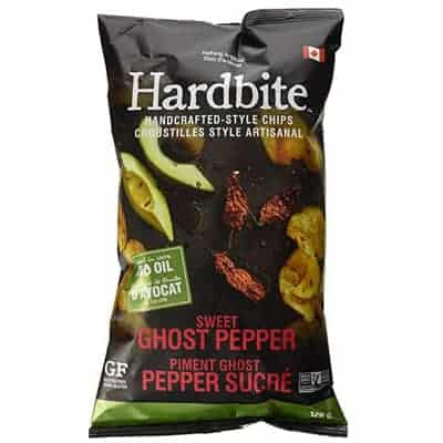 hard bite - chips poivre sucre