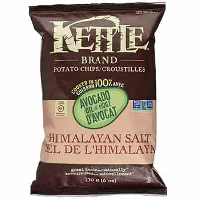 Kettle - Chips huile avocat