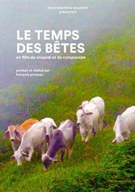 film-veganes-Le Temps des bêtes