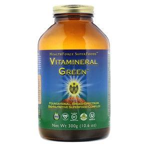 HealthForce Superfoods, Vitamineral Green/Vert