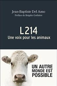 livre L214 une voix pour les animaux